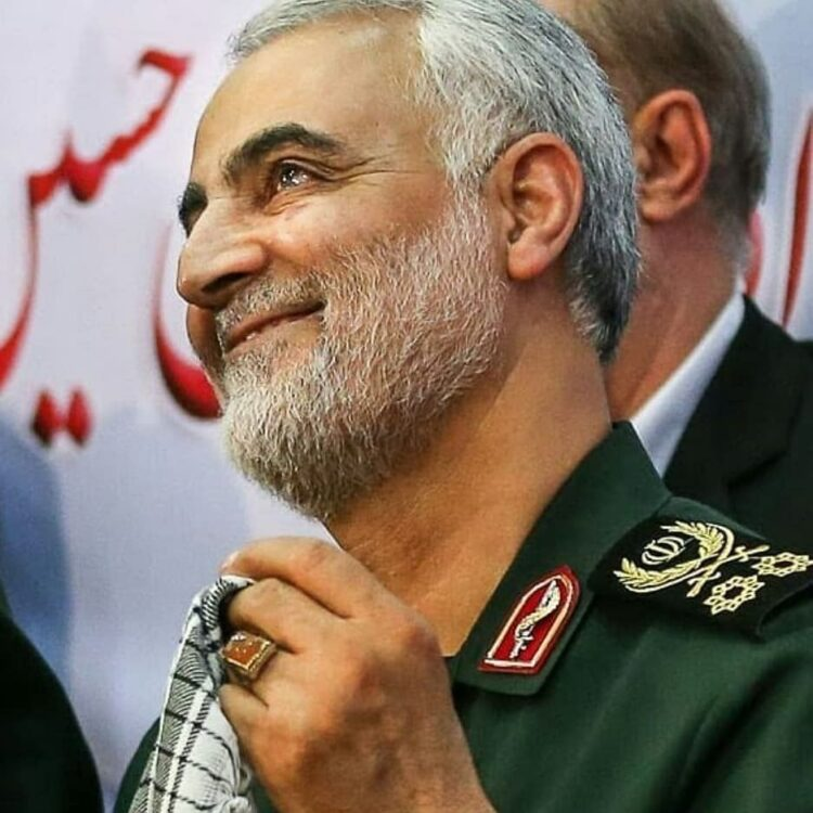 He is the hero of the Iranian nation