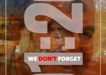 WE DON'T FORGET